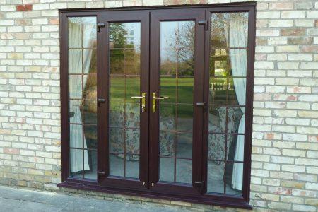 Bi fold doors dartford upvc bi folding doors upvc door for 1800mm french doors